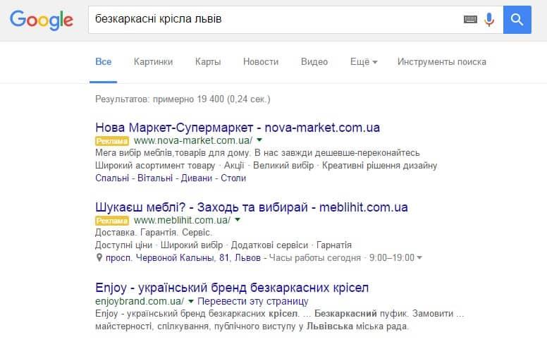 Контекстная реклама цены украина как разрекламировать сайт через форумы