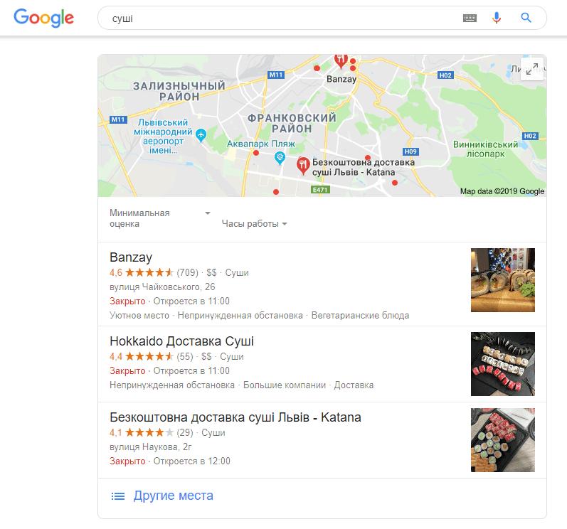 Локальне просування