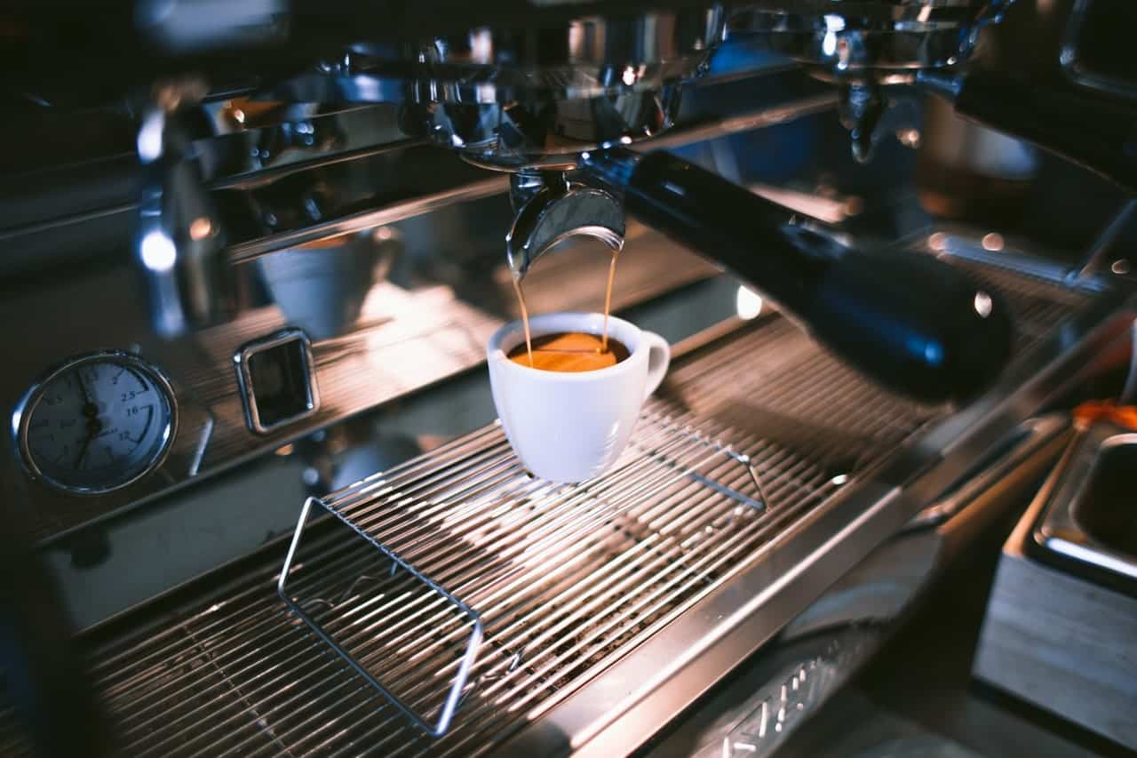 Espresso - the coffee king