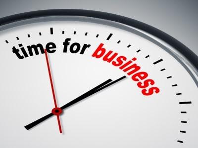 Сколько времени вы будете посвящать бизнесу