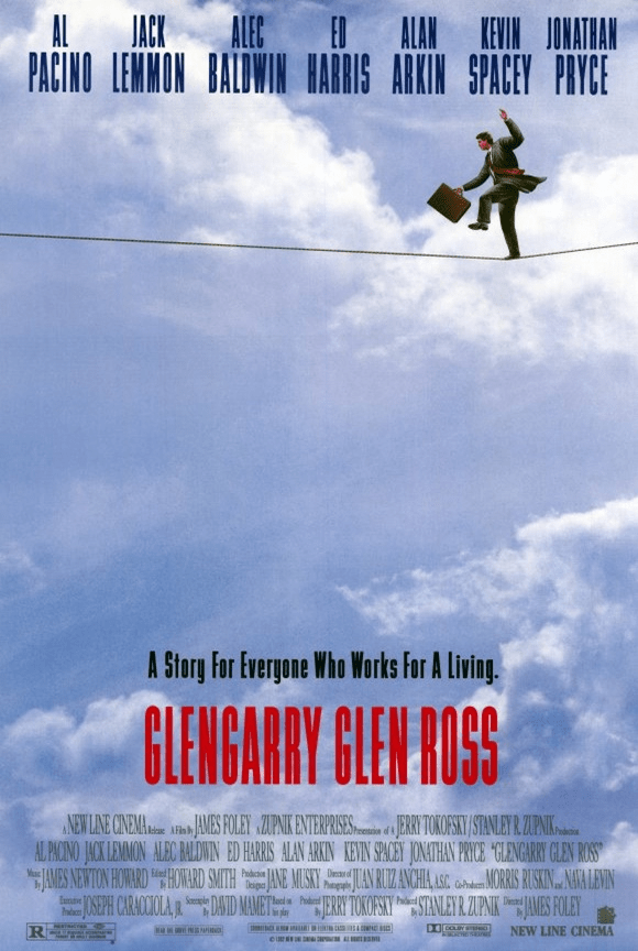 Гленгарри Глен Росс (Американцы)
