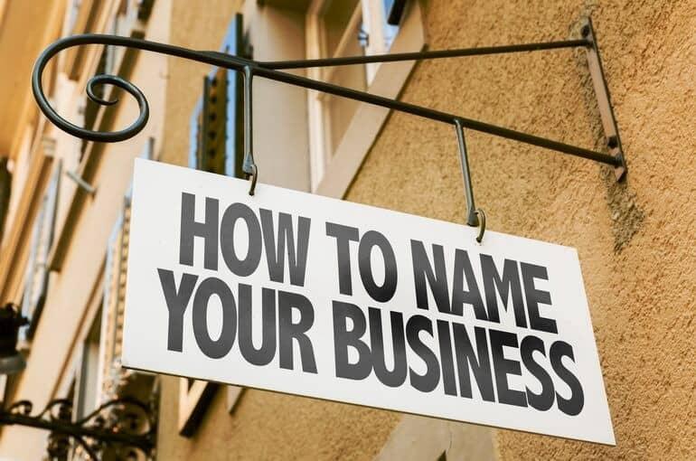 Как выбрать название компании: 5 рекомендаций